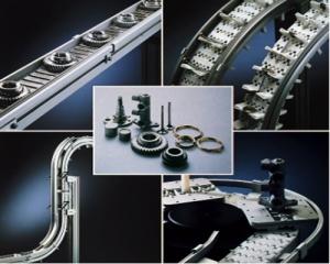 轴承机械加工行业