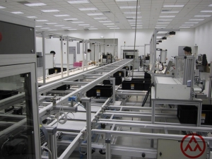 XZZS45柔性输送系统